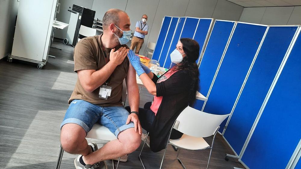 Erfolgreiche Corona-Impfungen bei JULABO