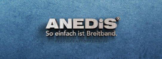 Vertriebsprofi Glasfasertechnik (m/w/d) bei ANEDiS (Vollzeit   Berlin)