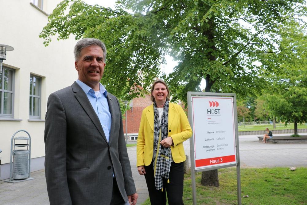 Prof. Dr. Michael Koch ist neuer Prorektor der Hochschule Stralsund