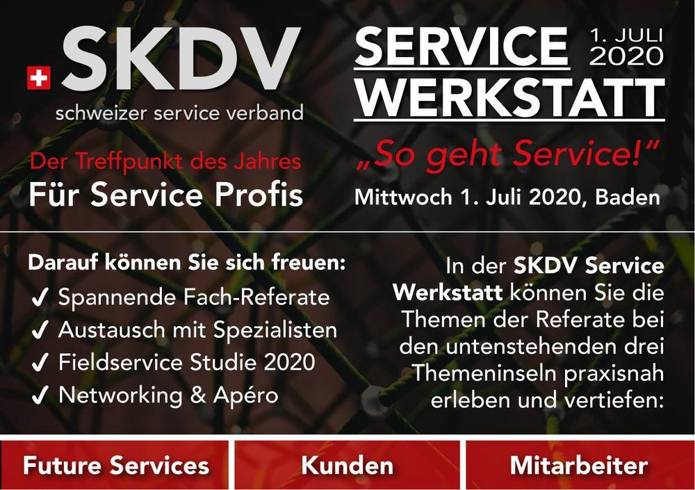 SKDV Service Werkstatt 2021 (Konferenz | Bremgarten)