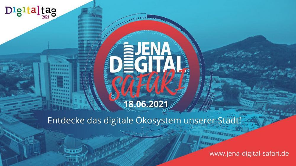 JENA Digital Safari (Sonstige Veranstaltung   Online)