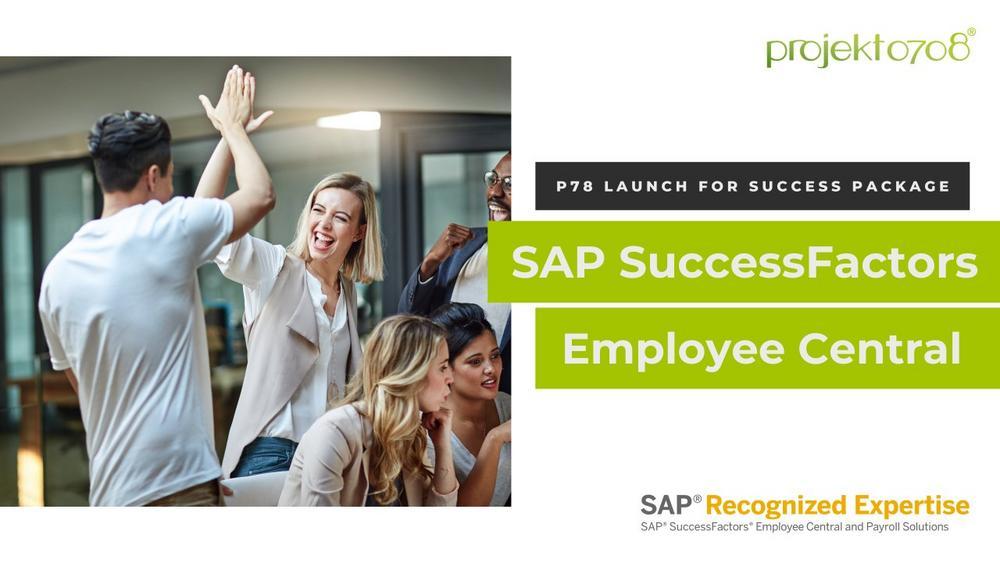 Best-Practice Paket für SAP SuccessFactors Employee Central (Webinar | Online)