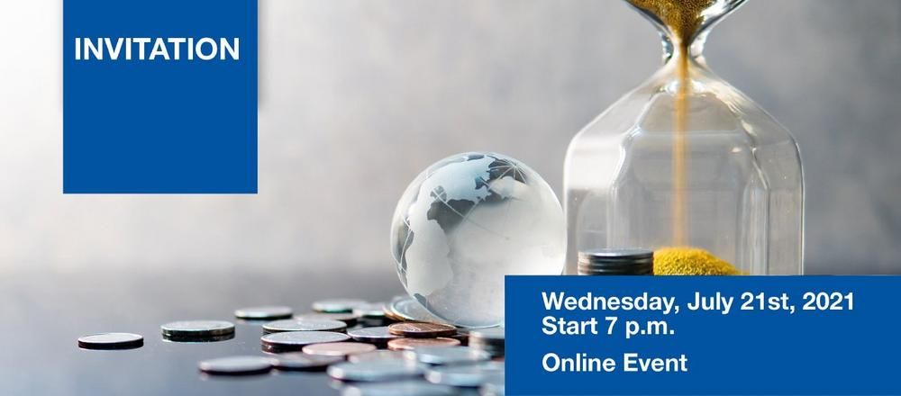 Theory Meets Practice event: The ABC of investing – how to get rich without working (Webinar   Online)