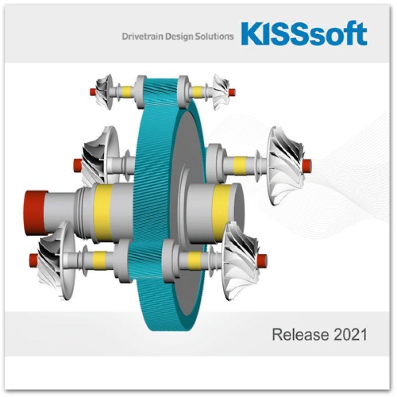 Der KISSsoft-Release 2021 ist verfügbar!