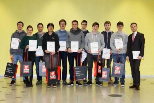 Studenten entwickeln Vertriebs-App