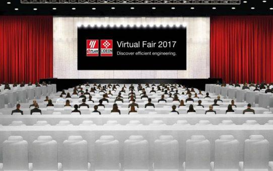 Einladung: Virtuelle Engineering-Messe
