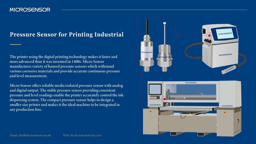 Drucküberwachungslösung für industrielle Drucker