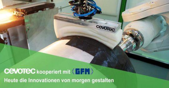 Nächste Wachstumsschritte für Cevotec: Willkommen GFM als neuer Partner und Gesellschafter, Veränderungen im Management