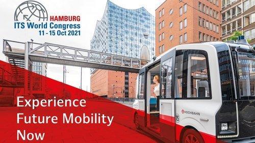 ITS World Congress 2021 Hamburg - Gateway Hamburg (Kongress   Hamburg)