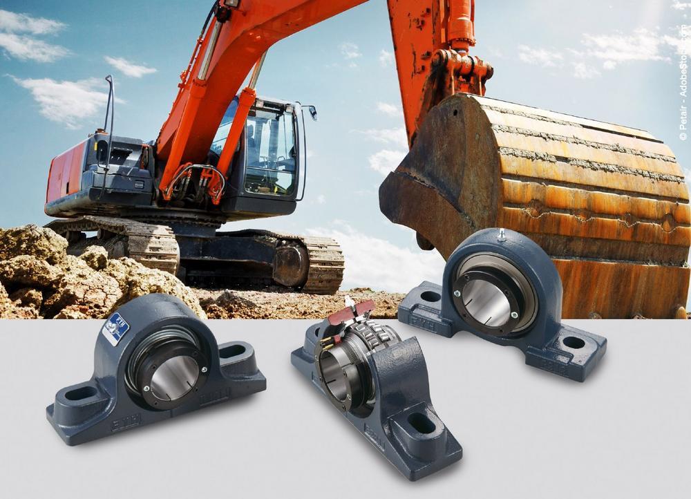 Robuste Lösungen für Baumaschinen & Co.