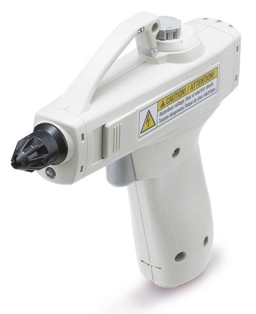 Sicher, schnell, sparsam: Neuer Pistolen-Ionisierer Serie IZG10 zum effizienten Abbau elektrostatischer Ladung