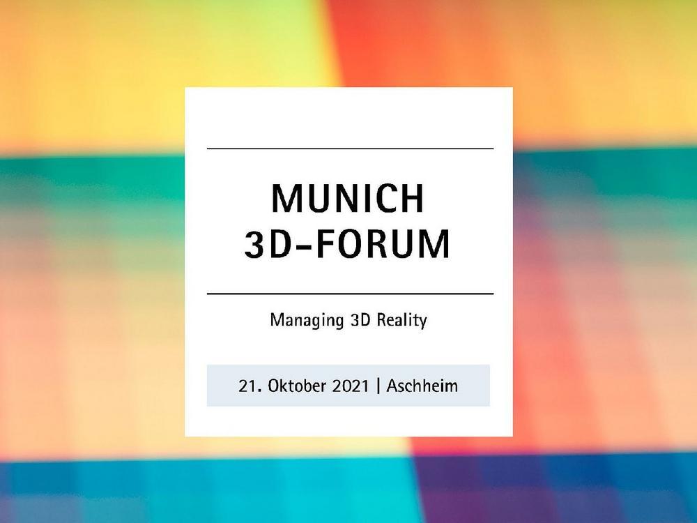 Munich 3D-Forum (Kongress   Aschheim)