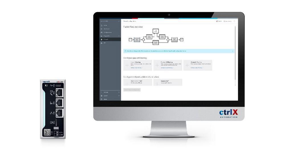 Bosch Rexroth zeigt: So funktioniert durchgängige Sicherheit in der Automatisierung vernetzter Umgebungen