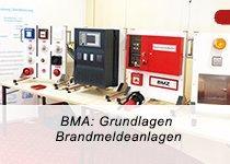 BMA: Grundlagen, Einführung, Übersicht Brandmeldeanlagen (Seminar | Fulda)