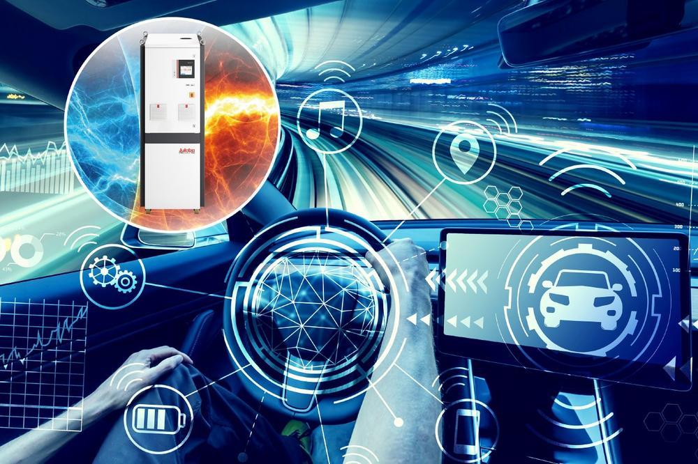 Präzise Temperatursimulation mit Wasser-Glykol für Prüfstände in der Automobilindustrie