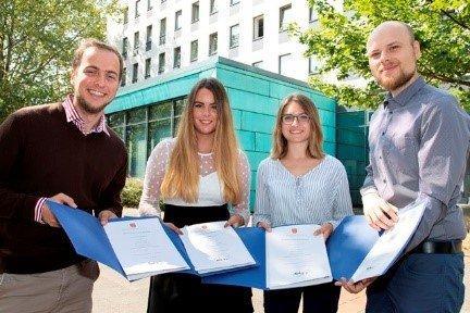 Bachelor of Arts - Allgemeine Verwaltung oder  Verwaltungsbetriebswirtschaft (m/w/d) (Ausbildung / Duales Studium | Hannover)