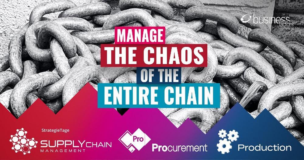 Strategietage Supply Chain Management & Produktion (Sonstiges   Bergisch Gladbach)