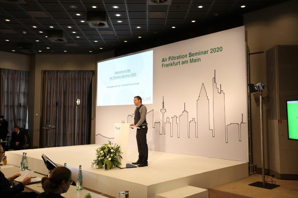 Air Filtration Seminar 2021 (Konferenz   Frankfurt am Main)