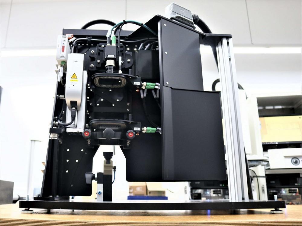 Turnkey-Kamera für schnelle Inbetriebnahmen im Maschinenbau