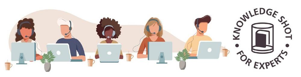 Knowledge Shot for Experts: Kundenservice optimieren mit Zoho Desk (Webinar   Online)