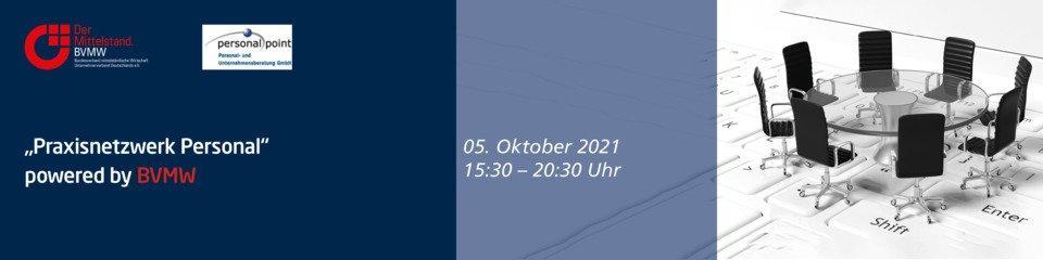 """Praxisnetzwerk Personal"" powered by BVMW (Seminar   Bonn)"